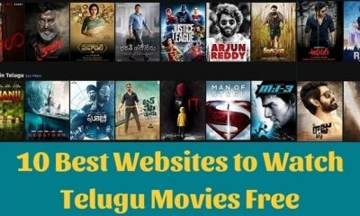 6 Top Best Sites For Watching Telugu Movies Online For Free
